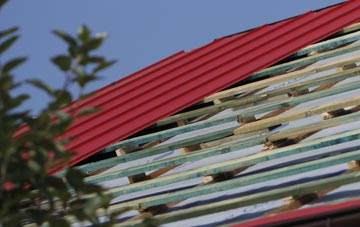 Tame Bridge corrugated roofing costs