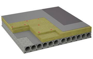 considerations of Tame Bridge flat roofing insulation
