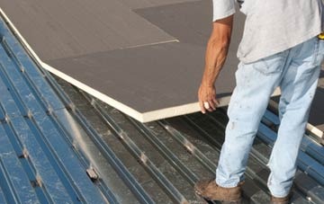 benefits of insulating Tame Bridge flat roofing