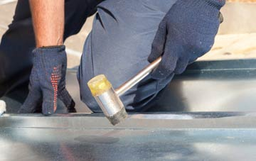 Tame Bridge metal flat roofing repairs