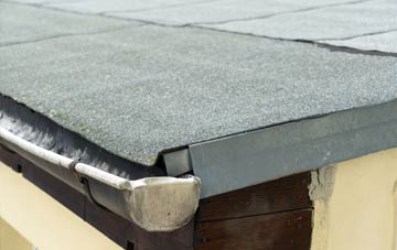 repair or replace Tame Bridge flat roofing?