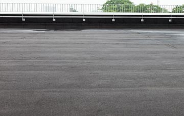 Tame Bridge asphalt roof replacement