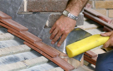 roof flashing repairs