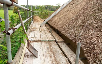 advantages of Tame Bridge thatch roofing