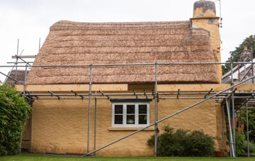 Tame Bridge thatch roofing costs