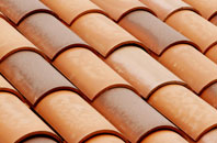 Tame Bridge clay roofing